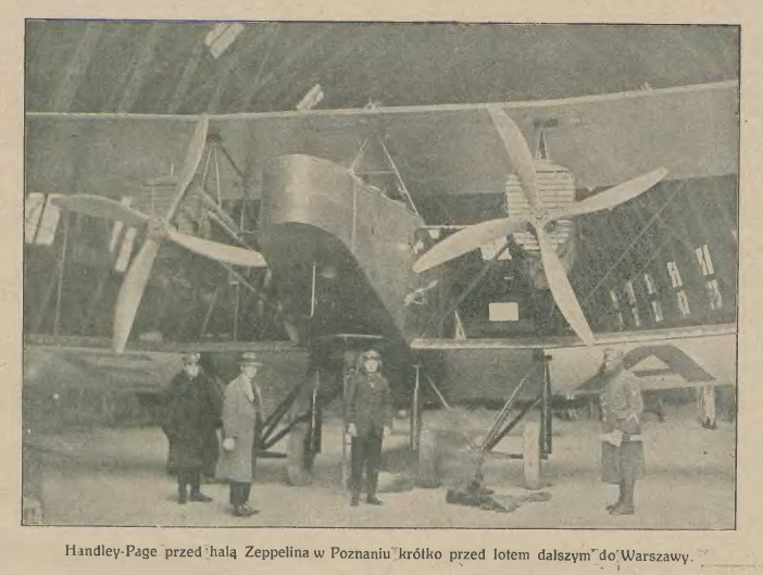 Handley Page HP O/400